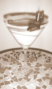 Johnna's Chocolate Covered Bacon Martini