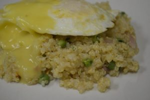 Recipe of the Week: Quinoa for Breakfast