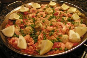 "World Tour: ""All this Paella!"""