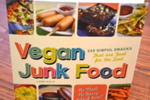 Cookbook Limelight: Vegan Junk Food