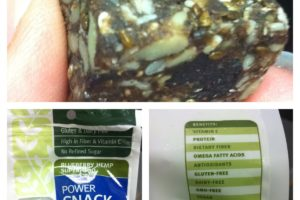 World Tour: Navitas Naturals Blueberry Hemp Superfood Power Snack