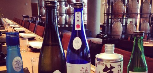Etiquette Tuesday: Sake 101