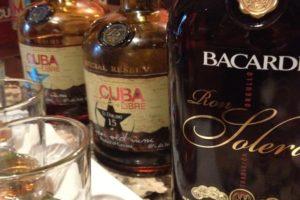 Rum Punch, Anyone?