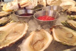 Where I'm Eating: Oysters