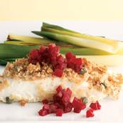 Cook for Your Sweetie: Roasted Halibut