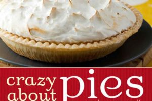 Cookbooks We Love:  Crazy About Pies