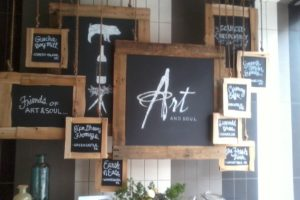 Art & Soul's Artisanal Reopening Fair