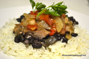 Recipe of the Week: Playing with Black Beans