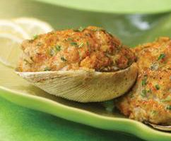 Recipe of the Week: Baked Clams