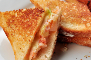 Recipe Kick: Lobster Grilled Cheese
