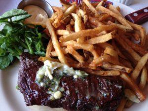 Le Diplomate Steak & Frites