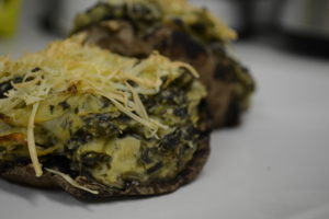 Recipe of the Week: Champignon Stuffed Mushrooms