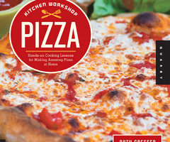 Cookbook Release: Kitchen Workshop- Pizza