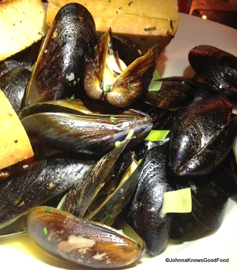 City Tap House Mussels