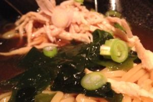 Dishes We Love:  Veggie Ramen