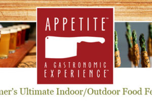 Appetite: A Gastronomic Experience