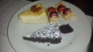 dessert @ la tomate