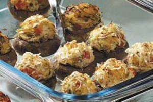 Recipe Pick: Crab Stuffed Mushrooms