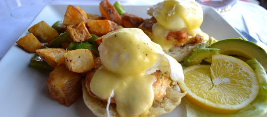 Brunch This Weekend:  Bracket Room, Arlington, VA