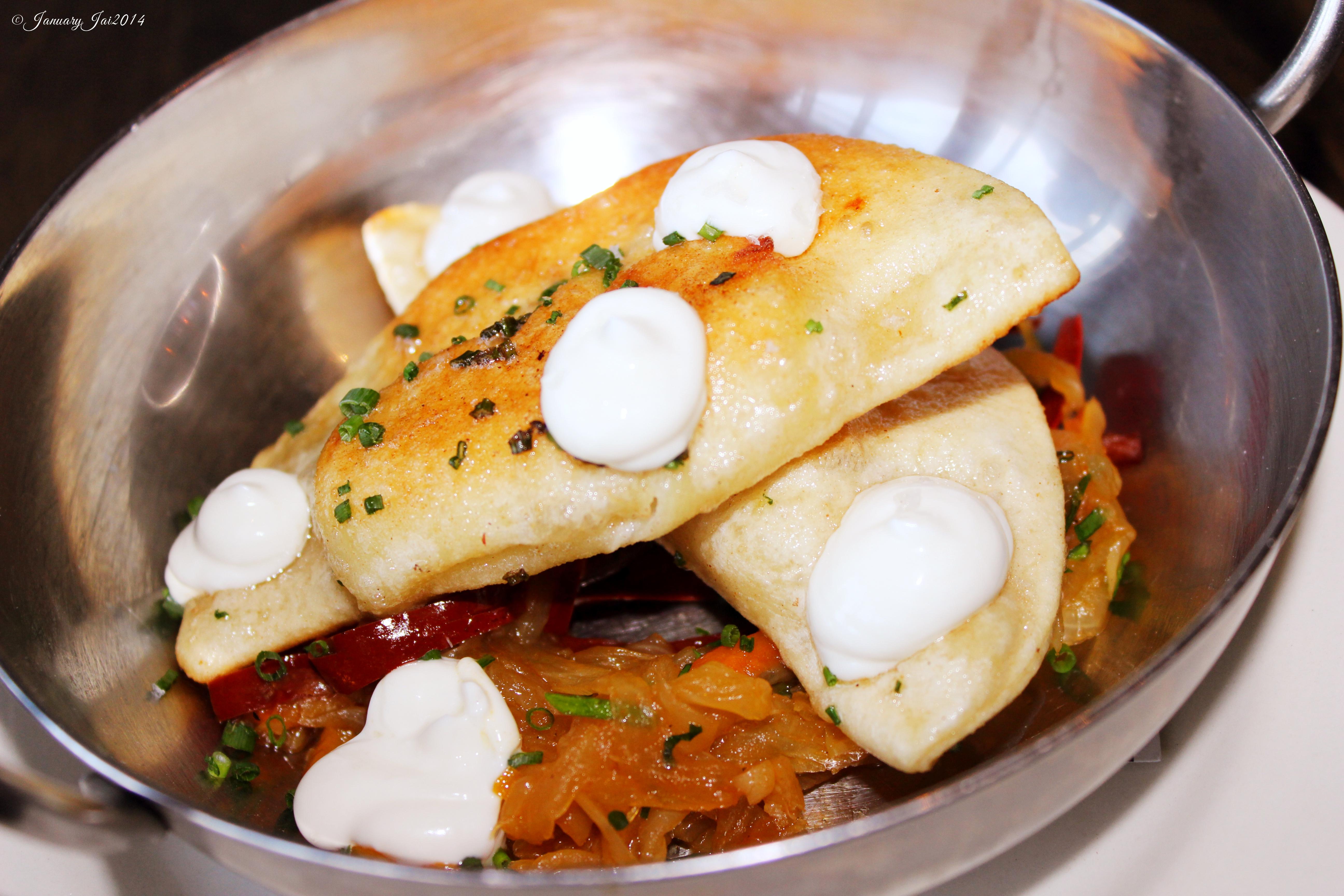 Cheese & Potato Perogis