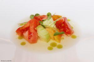Tomato & Cucumber