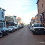 Weekend Getaway:  Annapolis