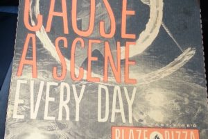 Blaze Pizza:  Worth the Drive.