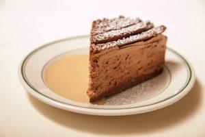 Chocolate Marquise Pie