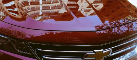 Windows Open, Shades on, My Ride:  2015 Chevy Impala