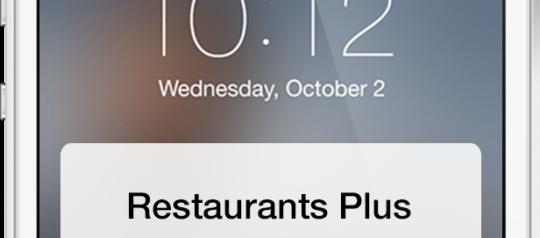 Restaurants Plus by LivingSocial