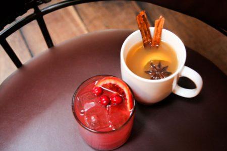 Rosa Mexicano Tequila Cider & Blood Orange Margarita