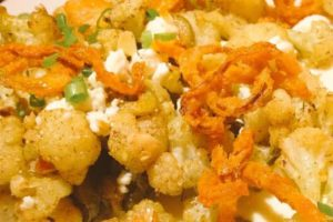 Dish of the Week:  Cauliflower 2X
