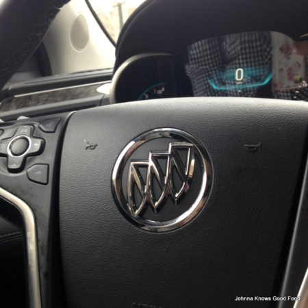 Buick LaCrosse Steering Wheel