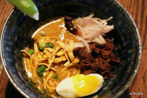 Dish of the Week:  Khao Soi.