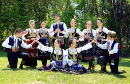 Serbian Folk Dancers, Photo Credit Aleksandra Radic