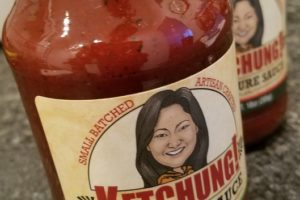Products to Watch:  Ketchung! Barbecue Sauce