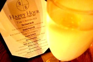 Besides Brunch, Washingtonians Love a Good Happy Hour…
