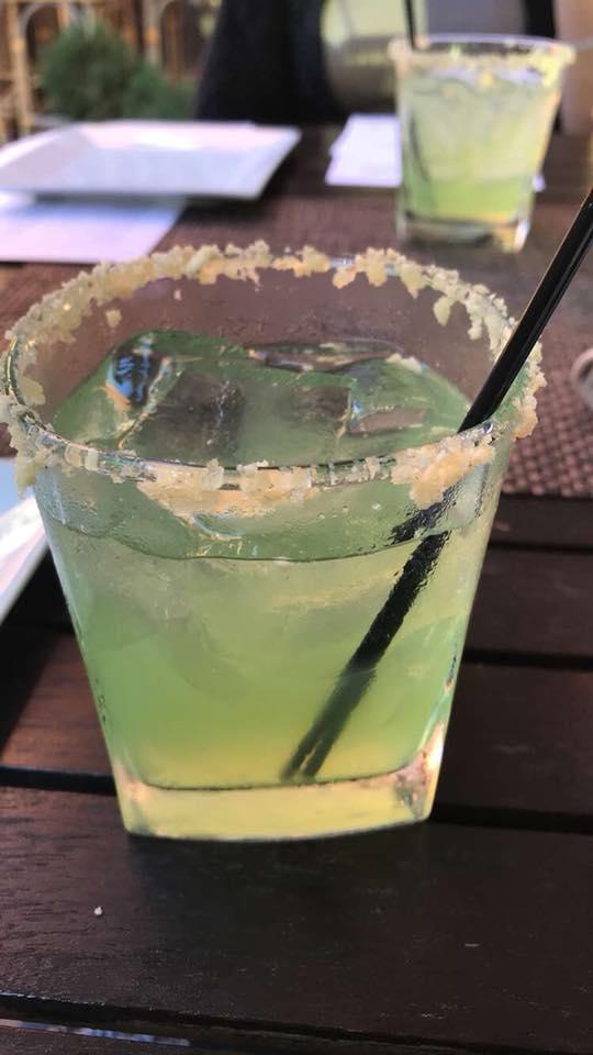 Oz_spiced apple cocktail