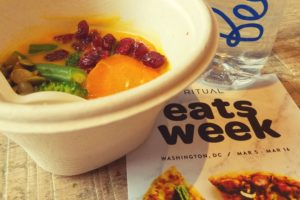 Where are you lunching for Ritual Eats Week?