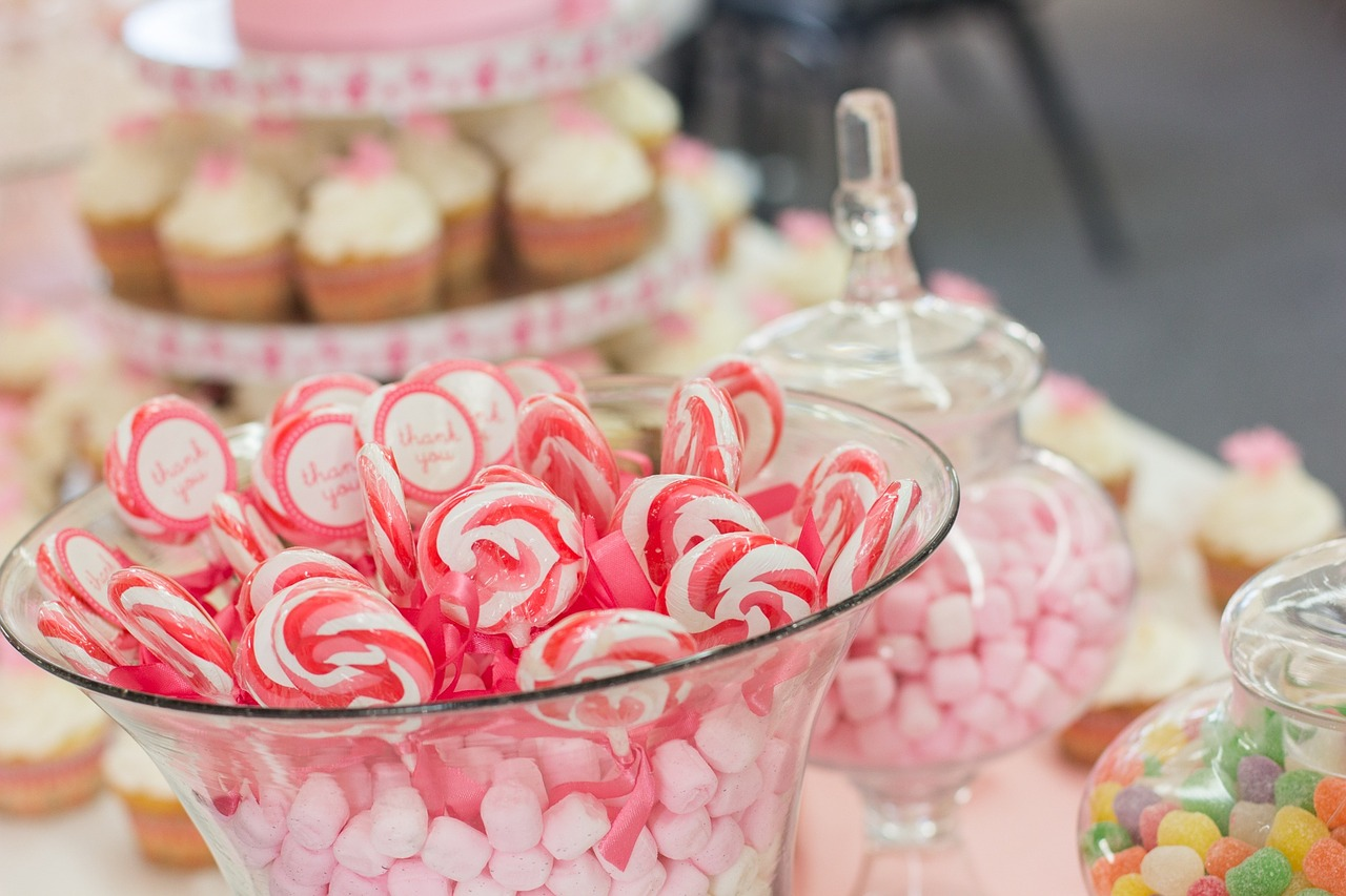 4 Fun Twist Ideas On Wedding Sweets That Are Hard To Resist