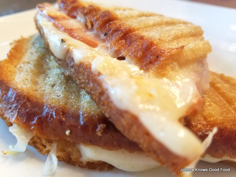 New Recipe Alert:  Johnna's Turkey Reuben Panini