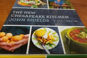 New Cookbook Alert:  The New Chesapeake Kitchen