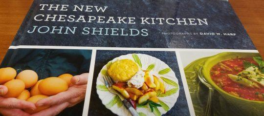 New Cookbook Alert:  The New Chesapeake Kitchen