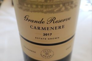 A Good Bottle of Wine:  Los Vascos