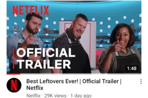 JKGF Cooking on Netflix